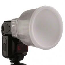 Difuzor za bliskavico Canon 430EX, Sony F32X, Nikon SB-700, 5 delni (W-15282)