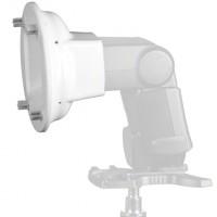Nadomestni nastavek / adapter za 7 delni set za bliskavice za Canon 580EX II