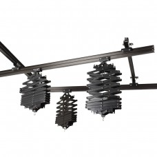 Walimex sistem stropnih tirnic 4x3m