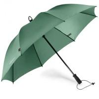 Dežnik Swing olivne barve za prostoročno fotografiranje