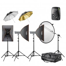 Studijski set Walimex pro VC Performer 6/5/5 3SB2RS